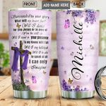 Faith Personalized NNR0401013Z Stainless Steel Tumbler