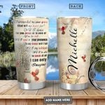 Faith Personalized PYR0401014Z Stainless Steel Tumbler