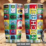 Personalized Game Console HLZ0401028Z Stainless Steel Tumbler