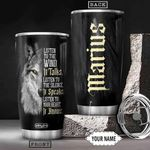 Wolf KD4 Personalized THA0401017Z Stainless Steel Tumbler