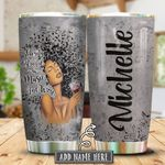 BW Music Personalized KHA0401010Z Stainless Steel Tumbler