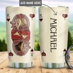 Personalized Lion King TTZ0501015Z Stainless Steel Tumbler