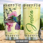 Personalized Hummingbird HLZ0501012Z Stainless Steel Tumbler