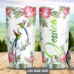 Personalized Hummingbird HLZ0501011Z Stainless Steel Tumbler