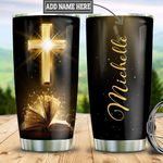 Personalized Book Faith TTZ0501003Z Stainless Steel Tumbler