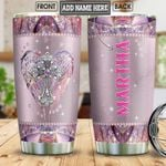 Faith Jewelry Style Personalized NNR0501012Z Stainless Steel Tumbler