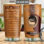 Guitar Facts Personalized NNR0501013Z Stainless Steel Tumbler