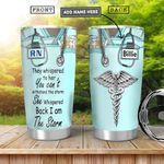 Nurse KD4 Personalized HHA0501007Z Stainless Steel Tumbler