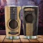 Personalized Guitar Yin Yang KD2 HAM0501009Z Stainless Steel Tumbler