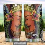 Personalized Polynesian Girl DNZ0501020Z Stainless Steel Tumbler
