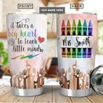 Teacher Personalized PYR0601018Z Stainless Steel Tumbler