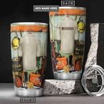 Lineman Personalized PYR0601014Z Stainless Steel Tumbler