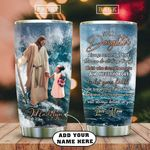 Personalized Faith To my Daughter HAM0601001Z Stainless Steel Tumbler