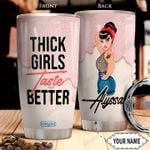 Thick Girl Personalized THA0601005Z Stainless Steel Tumbler