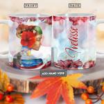 Personalized Puerto Rico Girl TTZ0701011Z Full Color Ceramic Mug