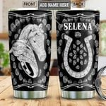 Horse Jewelry Style Personalized NNR0701012Z Stainless Steel Tumbler