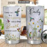 Hummingbird Personalized PYR0701013Z Stainless Steel Tumbler