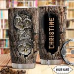 Owl KD4 Personalized THA0701017Z Stainless Steel Tumbler