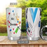 Doctor KD4 Personalized HHA0701003Z Stainless Steel Tumbler