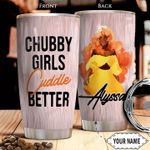 BW Chubby KD4 Personalized THA0701015Z Stainless Steel Tumbler