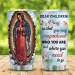 Mary Advices For You KD2 MAL0701007Z Stainless Steel Tumbler