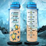 Turtle KD4 THA0601009Z Water Tracker Bottle