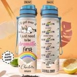 Unicorn Personalized NNR0801004Z Water Tracker Bottle