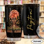 BW Personalized THA0801012Z Stainless Steel Tumbler