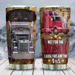 Truck No 9 To 5 KD2 HNL0801008Z Stainless Steel Tumbler