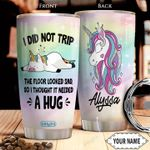 Unicorn Personalized THA0801015Z Stainless Steel Tumbler
