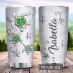 Sea Turtle Flower Jewelry Style Personalized KD2 HRX0801004Z Stainless Steel Tumbler