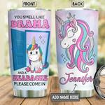 Personalized Unicorn Drama Headache BGM0901008Z Stainless Steel Tumbler