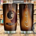 Acoustic Guitar Personalized NNR0901004Z Stainless Steel Tumbler