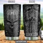 Skull Personalized PYR0901013Z Stainless Steel Tumbler