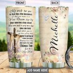 Faith Personalized NNR0901008Z Stainless Steel Tumbler