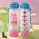 Nurse KD4 THA0901014Z Water Tracker Bottle