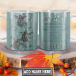 Personalized Turtle Advice HLZ0901011Z Full Color Ceramic Mug