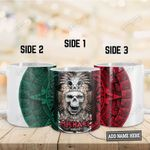 Personalized Mexico Aztec Skull TTZ0901007Z Full Color Ceramic Mug
