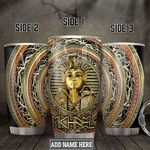 Personalized Ancient Pharaoh HLZ0901016Z Stainless Steel Tumbler