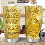 Horse Gold Style Personalized PYR1101013Z Stainless Steel Tumbler