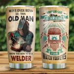 Welder Old Man KD2 HNL1101010Z Stainless Steel Tumbler