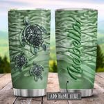 Sea Turtle Ceramic Personalized KD2 HRX1101005Z Stainless Steel Tumbler