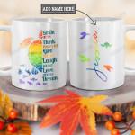 Personalized Turtle Advice TTZ1101019Z Full Color Ceramic Mug