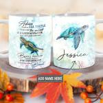 Personalized Sea Turtle Advice TTZ1101015Z Full Color Ceramic Mug