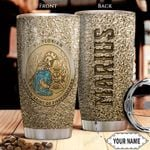 Firefighter Personalized THA1101015Z Stainless Steel Tumbler