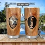 Owl Personalized HHA1101010Z Stainless Steel Tumbler