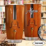 Violin Personalized THA1101019Z Stainless Steel Tumbler