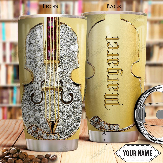 Diamond Violin KD4 Personalized THA1201016Z Stainless Steel Tumbler