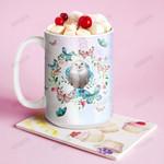 Owlaholic Personalized NNR1301003Z Full Color Ceramic Mug