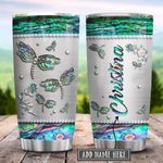 Dragonfly Jewelry Personalized KD2 HRX1301003Z Stainless Steel Tumbler